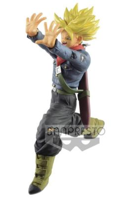 Figurine - Dragon Ball Super - Super Saiyan Trunks Future Galick Gun - 17 cm