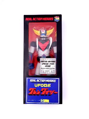 Figurine - Goldorak ( Grendizer ) - Real Action Heroes - 30 cm
