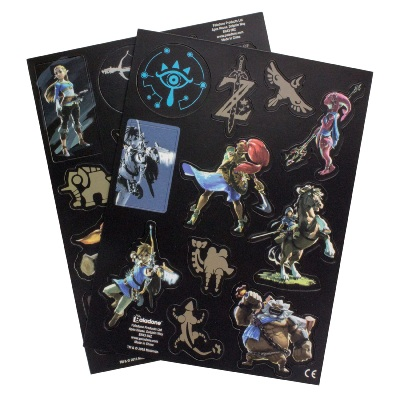 Aimants - Zelda Breath of The Wild - Set de 21
