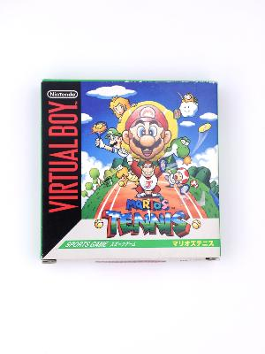 Mario Tennis - Virtual Boy - JAP