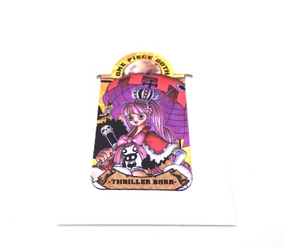 Pince / presse-papier aimantée - One Piece - 20th anniversary - Thriller Bark - Perona