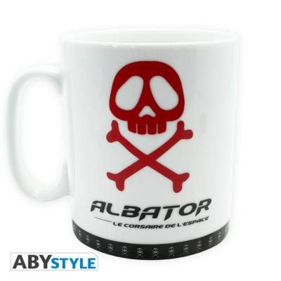 Mug - Albator ( Captain Harlock ) - 460 ml