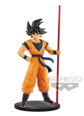 Figurine - Dragon Ball Super - Son Goku - The 20th Film Limited - 23 cm