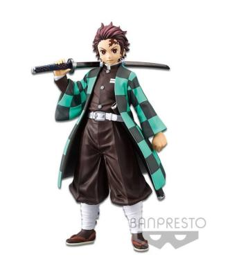 Figurine - Kimetsu no Yaiba (Demon Slayer) - Tanjiro Kamado Vol.1 - 15 cm