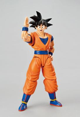 Maquette - Dragon Ball Z - Plastic Model Kit Figure-rise Standard Son Goku - 18 cm