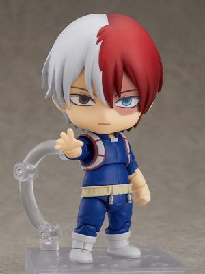 Figurine - My Hero Academia - Nendoroid - Shoto Todoroki: Hero's Edition - 10 cm