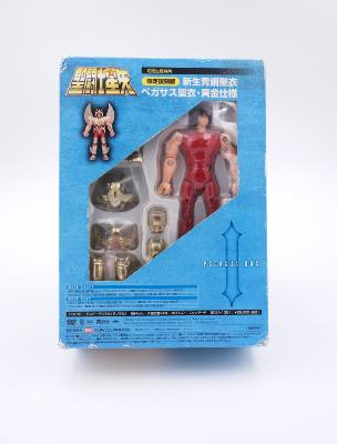 Figurine - Saint Seiya - Gold Pegasus Box