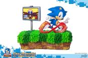 Diorama - Sonic The Hedgehog - 25th Anniversary - 33 cm
