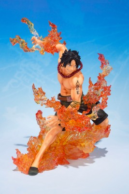 Figurine - One Piece - Portgas D Ace - Brother Bond