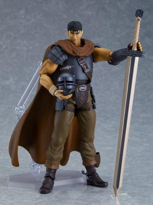 [PRECOMMANDE] Figurine - Berserk Movie - Figma - Guts Band of the Hawk Ver. Repaint Edition - 17 cm