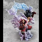 [PRECO] Statuette - One Piece - 1/8 Excellent Model P.O.P SA-Maximum Monkey D Luffy Gear 4 Snake Man
