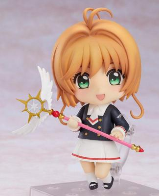 Figurine - Cardcaptor Sakura Clear Card -Nendoroid- Sakura - Tomoeda Junior High Uniform Ver. 10 cm