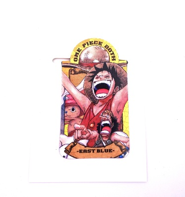 Pince / presse-papier aimantée - One Piece - 20th anniversary - East Blue - Chopper - Luffy - Ussop