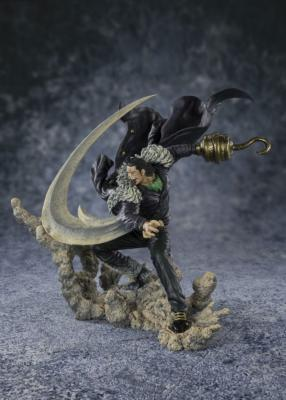 [PRECOMMANDE] Figurine - One Piece - FiguartsZERO - Sir Crocodile (Paramount War) - 21 cm