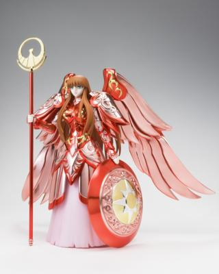 Figurine - Saint Seiya - Myth Cloth - Goddess Athena - 15th Anniversary - 16 cm