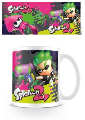 Mug - Splatoon 2 - Squid Shot - 300 ml