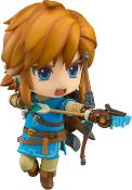 Figurine - The Legend Of Zelda : Breath Of The Wild - Link - Nendoroid - 10 cm