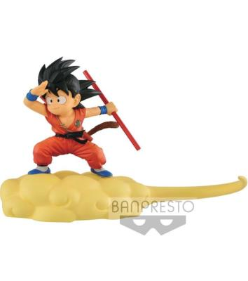 Figurine - Dragon Ball - Kintoun Son Goku on Flying Nimbus Normal Color Ver. - 13 cm