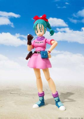 Figurine - Dragon Ball - S.H. Figuarts - Bulma - 14 cm