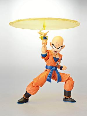 Maquette - Dragon Ball Z - Plastic Model Kit Figure Rise Standard - Krillin - 12 cm
