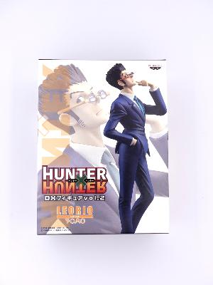 Figurine - Hunter X Hunter - DX Figure Vol.2 - Leolio Paradinaito