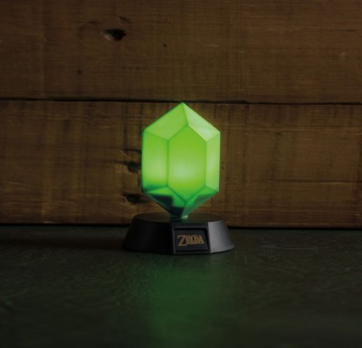 Lampe - The Legend Of Zelda - Rubis Vert