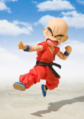 Figurine - Dragon Ball S.H. Figuarts Krillin (The Early Years) 10 cm