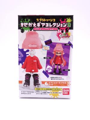 Tenue - Splatoon 2 - Gear Collection - Zekko readleaf coat set
