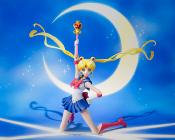 Figurine - Sailor Moon Crystal ( saison 3 ) -  S.H. Figuarts - 14 cm