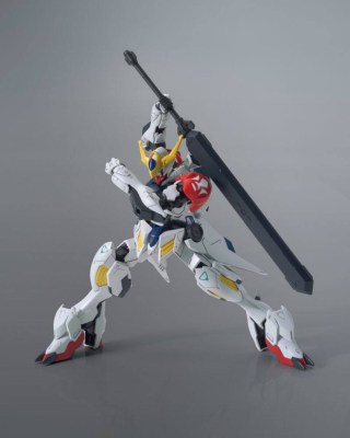 Maquette - Gundam Barbatos Lupus - Iron-Blooded Orphans - HG - 1/144