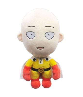 Peluche - One Punch Man - Saitama - Happy version - 28 cm