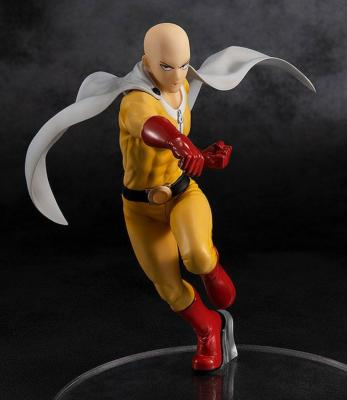 Figurine - One Punch Man - Pop Up Parade - Saitama Hero Costume Ver. - 18 cm