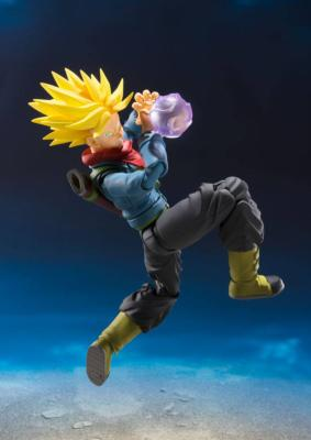 Figurine - Dragon Ball Super S.H. Figuarts Trunks Tamashii Web Exclusive 14 cm