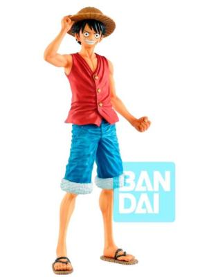 Figurine - One Piece - 20th History Masterlise - Monkey D. Luffy - 25 cm