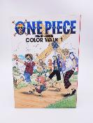 Artbook - One Piece - Color Walk 1