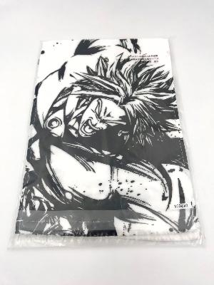 Serviette - Ichiban Kuji - Dragon Ball - Super Saiyan Battle - Lot J - Broly A
