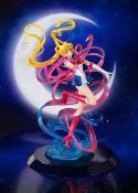 Statuette - Sailor Moon PVC FiguartsZERO Chouette Sailor Moon Tamashii Web Exclusive 25 cm
