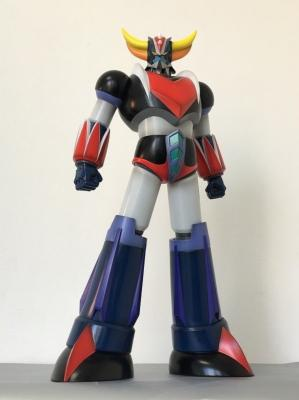 Figurine - Goldorak - Grendizer Mighty Mecha Series 01 - Jungle - 49 cm