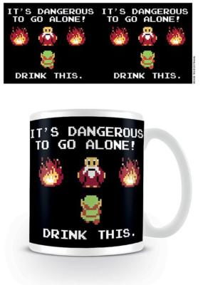 Mug - The Legend of Zelda - Drink This - 300 ml