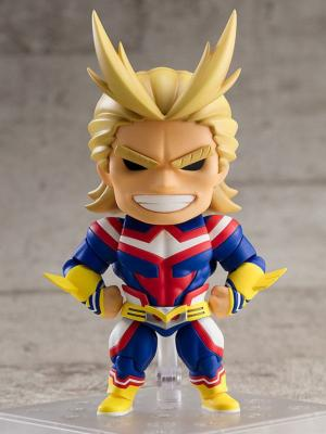 [PRECOMMANDE] Figurine - My Hero Academia - Nendoroid - All Might - 11 cm