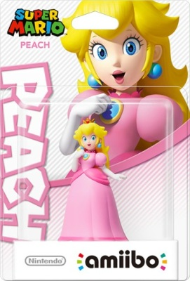 Amiibo - Peach - Super Mario