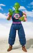 [PRECO] Figurine - Dragon Ball - S.H. Figuarts - Demon King Piccolo (Daimao) Tamashii Web Exclusive