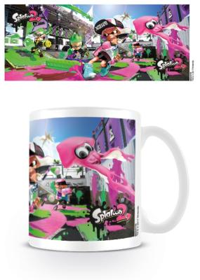 Mug - Splatoon 2 - Game Cover - 300 ml