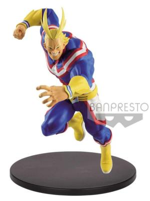 Figurine - My Hero Academia - statuette PVC - The Amazing Heroes - All Might - 21 cm