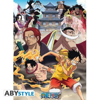 Poster - One Piece - Marine Ford - 52x38 cm