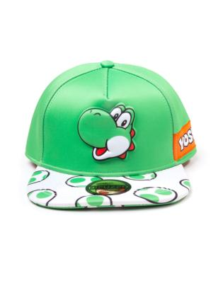 Casquette - Super Mario - Yoshi - Eva Molded Screen