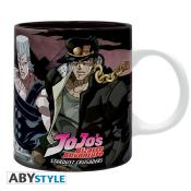 "Mug - Jojo's Bizarre Adventure - "" Groupe "" - 320 ml"