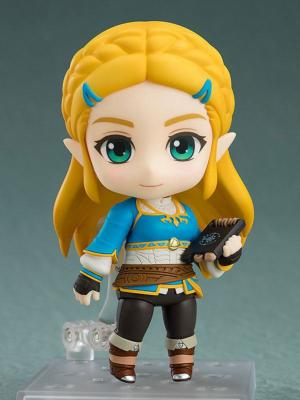 Figurine - The Legend of Zelda Breath of the Wild - Nendoroid - Princess Zelda - 10 cm