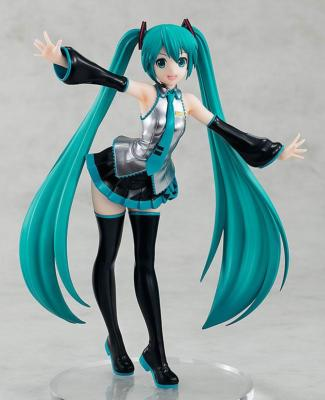 [PRECOMMANDE] Figurine - Character Vocal Series 01 statuette PVC Pop Up Parade Hatsune Miku 17 cm