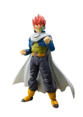 Figurine - Dragon Ball Xenoverse - S.H. Figuarts Time Patroller 14 cm